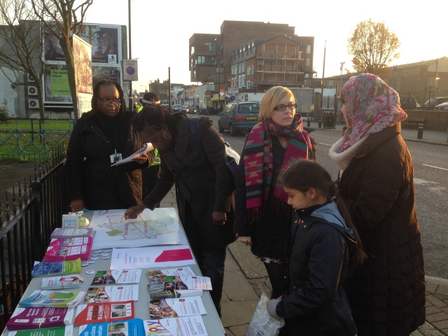 Leytonstone High Road surgery