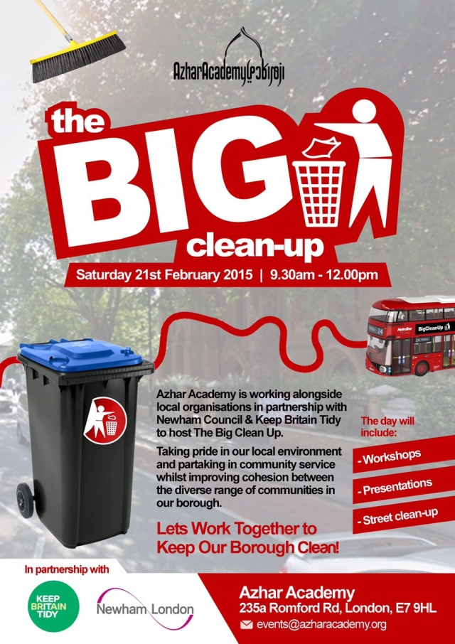 The Big Clean Up