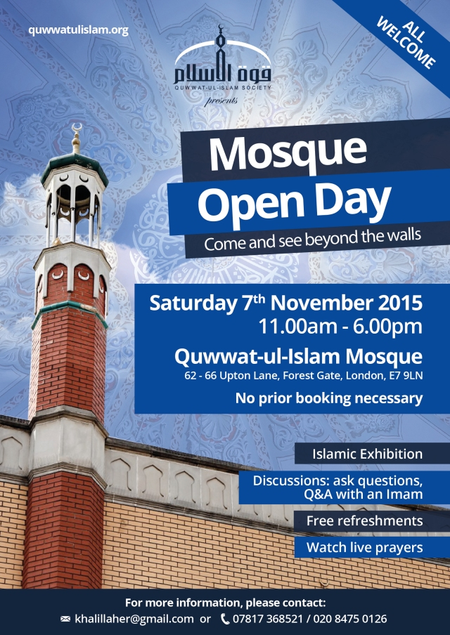 151102 mosque open day